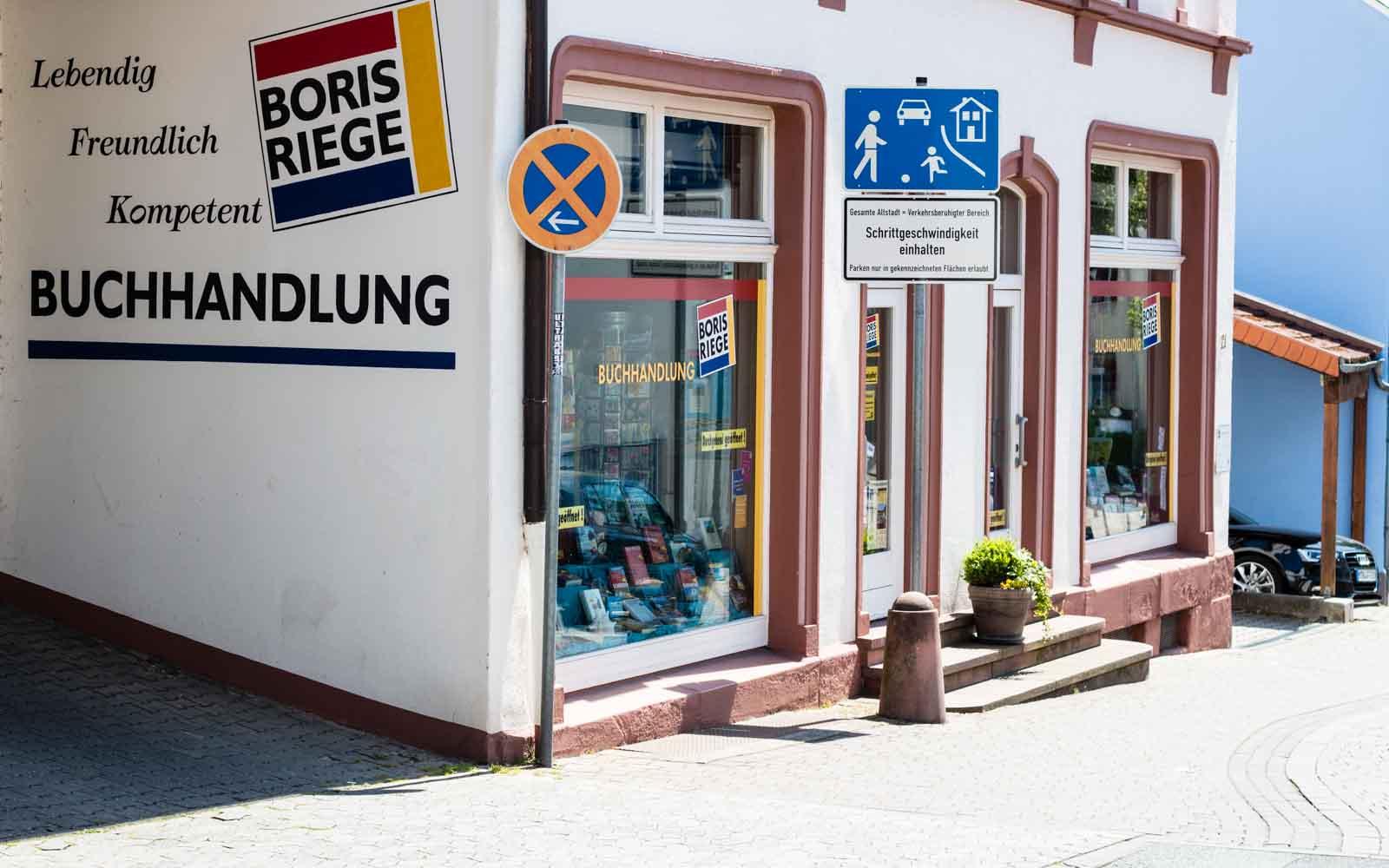 Buchhandlung Boris Riege - Wenn Sie gerne lesen, gut beraten werden möchten und ein tolles Einkaufserlebnis haben möchten, dann sind Sie bei uns richtig. Wir sind die beste Adresse in Bad Soden und im Main-Taunus-Kreis für Ihr Lesevergnügen.