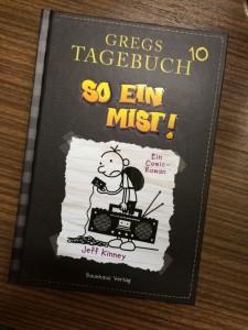 Gregs Tagebuch Band 10 ab 03.11.2015 | Buchhandlung Boris Riege