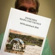 MTK-Jahrbuch 2016 ist gerade in der Buchhandlung Boris Riege eingetroffen