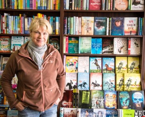 Nele Neuhaus - vor unserer großen Kinderbuch Auswahl