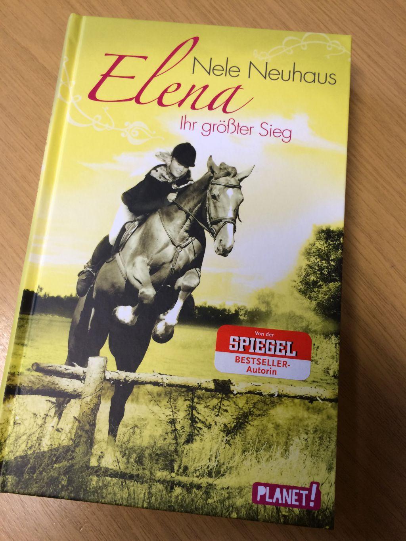 Neue Elena - Ihr größter Sieg - Coverbild