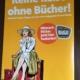Plakat Buch an Bord Aktion Condor Vorsicht Buch