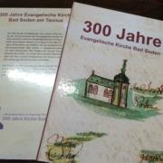 300 Jahre Evangelische Kirche in Bad Soden - exklusiv bei Boris Riege