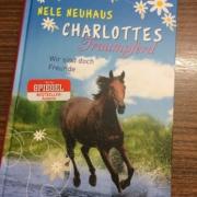 Nele Neuhaus - Charlottes Traumpferd - Wir sind doch Freunde - Coverbild