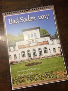 Fotokalender Bad Soden 2017 von Petrus Bodenstaff