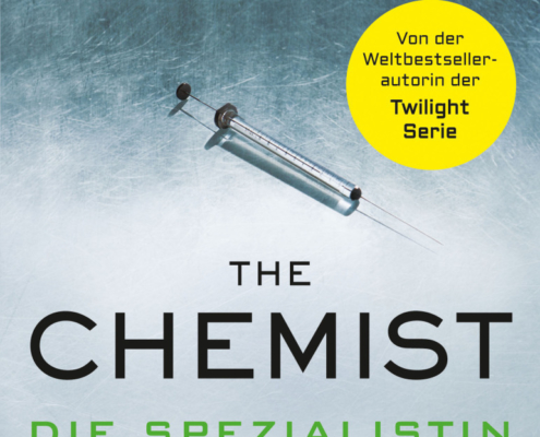 The Chemist - Stephenie Meyer Twilight