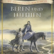 Beren und Lúthien - Coverbild der deutschen Ausgabe