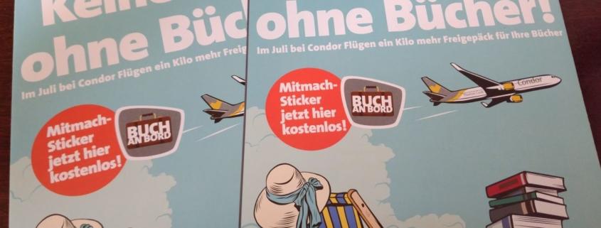 Condor - Keine Reise ohne Bücher
