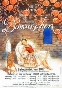 Ballettmärchen Dornröschen Niederreiter Ballettschule