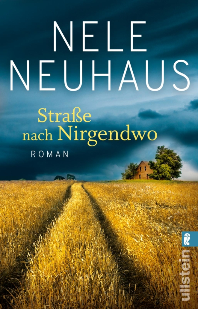 Straße nach Nirgendwo - Neuhaus Cover